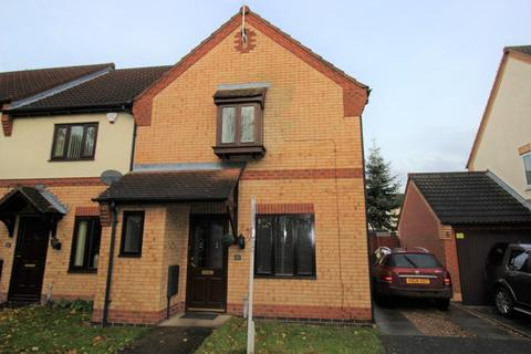 3 bedroom townhouse for sale - Stornoway Close, Sinfin, Derby