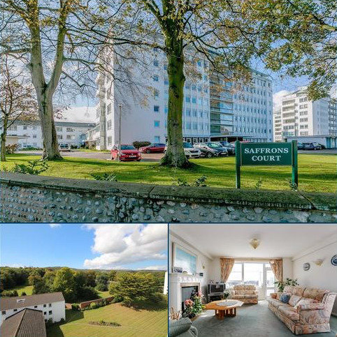 3 bedroom flat for sale - Saffrons Court, Compton Place Road, Eastbourne, East Sussex