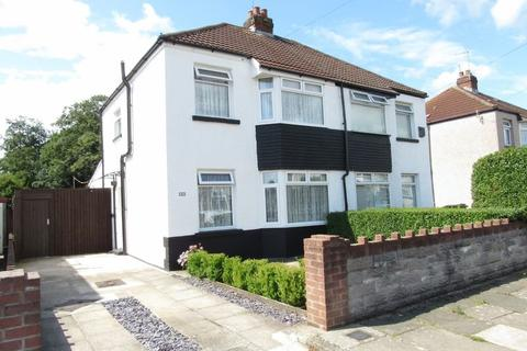 2 bedroom semi-detached house to rent - Wroughton Place Fairwater Cardiff CF5 4AB
