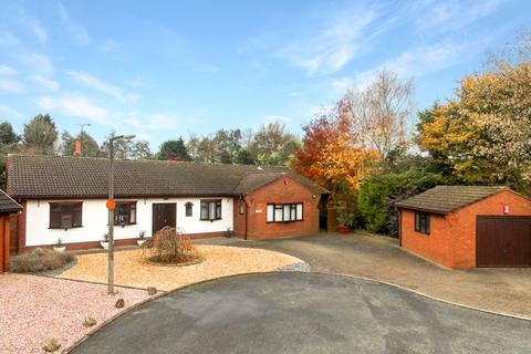 3 bedroom detached bungalow for sale - Maple Close, Yarnfield,  Stone
