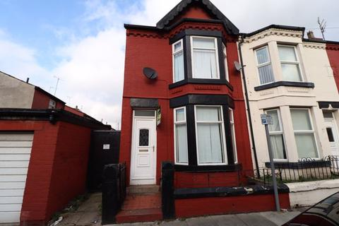 3 bedroom end of terrace house to rent - Hornby Road, Bootle