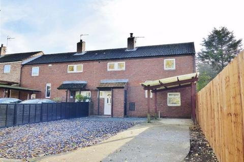 3 bedroom end of terrace house for sale - White Cross Way, Full Sutton