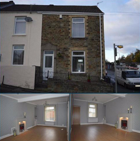 3 bedroom end of terrace house for sale - Courtney Street, Swansea, SA5
