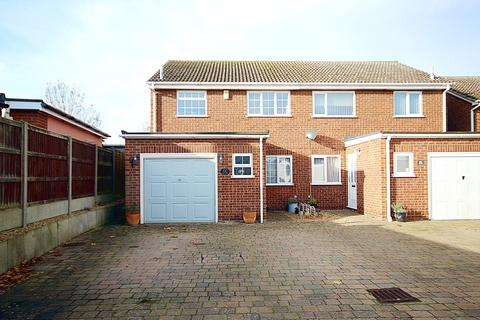 3 bedroom semi-detached house for sale - High Street, Langford, SG18