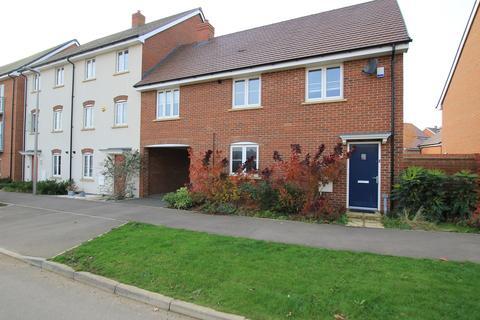 2 bedroom semi-detached house to rent - Santa Cruz Avenue, Bletchley, Milton Keynes, MK3