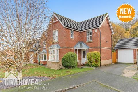 3 bedroom detached house for sale - Llys Ambrose, Mold