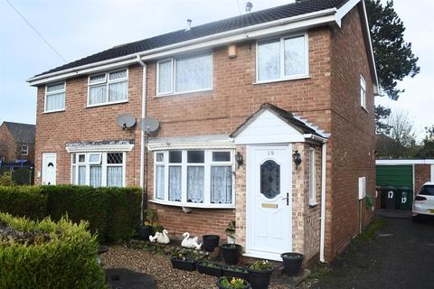 3 bedroom semi-detached house for sale - Chester Gardens, Church Gresley, Swadlincote