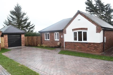 3 bedroom detached bungalow for sale - Burton Road, Midway, Swadlincote