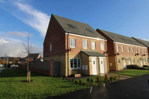 3 bedroom semi-detached house for sale - Klondyke Walk, Stella Riverside, Blaydon-On-Tyne