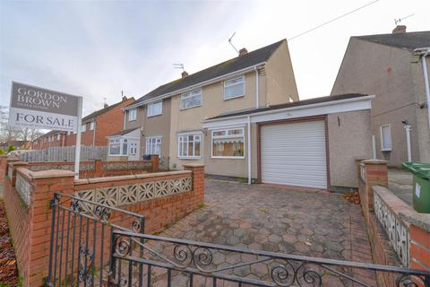 3 bedroom semi-detached house for sale - St. Cuthberts Drive, Gateshead