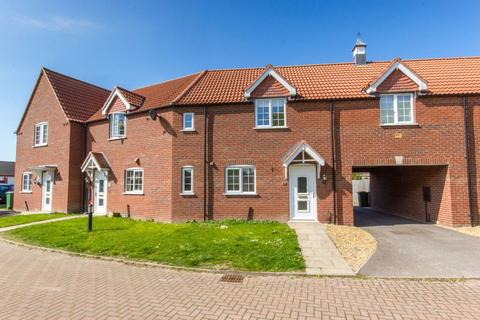 3 bedroom terraced house to rent - Tilia Grove, Old Leake