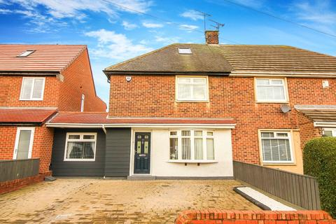 3 bedroom semi-detached house for sale - Monkhouse Avenue, Marden Estate