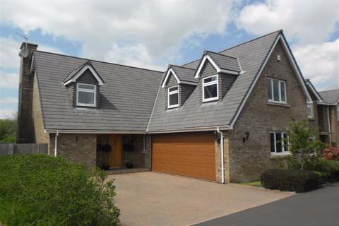 4 bedroom detached house for sale - Broadwood, Swansea, SA4