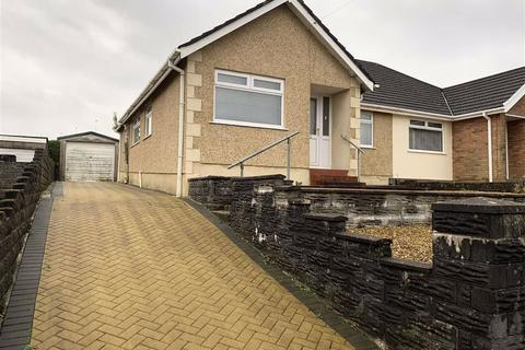 2 bedroom semi-detached bungalow for sale - Lan Coed, Winch Wen, Swansea