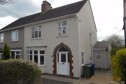3 bedroom semi-detached house to rent - Newbold Avenue, Newbold, Chesterfield, Derbyshire, S41