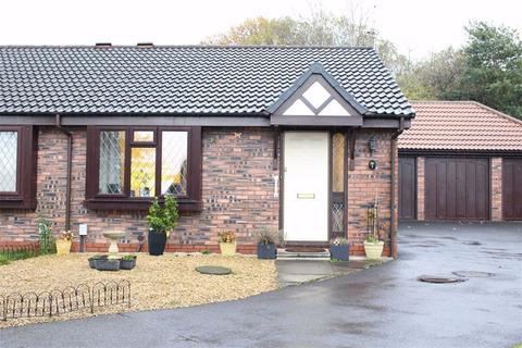 2 bedroom semi-detached bungalow for sale - Heol Pen Y Cae, Queensgate Village, Gorseinon