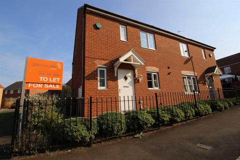 3 bedroom semi-detached house to rent - Bayfield, Northumberland Park