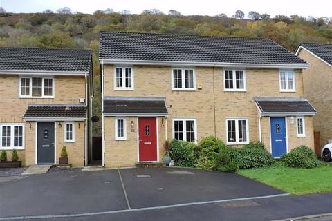 3 bedroom semi-detached house for sale - Llys Cambrian, Godrergraig