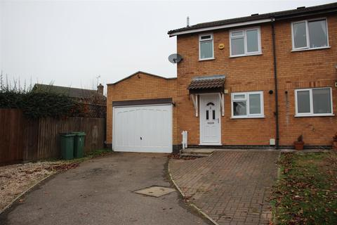 2 bedroom semi-detached house to rent - Tiverton Close, Narborough, Leicester
