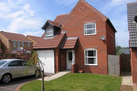 3 bedroom detached house to rent - Fernfield Close, Market Harborough