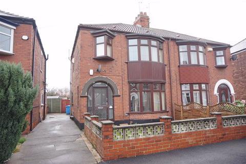 3 bedroom semi-detached house for sale - Kingsley Avenue, East hull, Hull, HU9