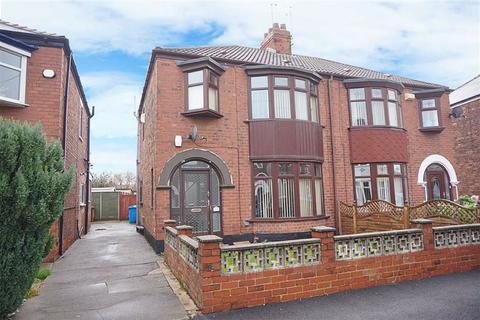 3 bedroom semi-detached house for sale - Kingsley Avenue, East hull, Hull, HU9