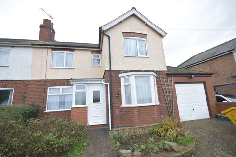 3 bedroom semi-detached house to rent - Carlton Road, Wilbarston