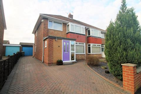 3 bedroom semi-detached house for sale - Bramble Road, Fern Park, Stockton-On-Tees