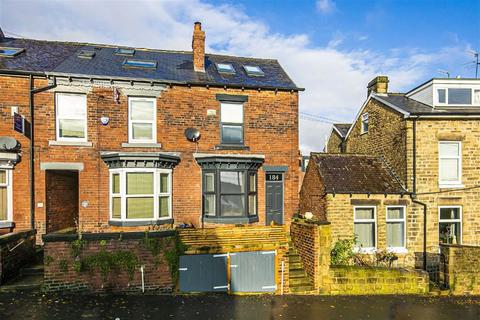 3 bedroom end of terrace house for sale - School Road, Crookes, Sheffield, S10