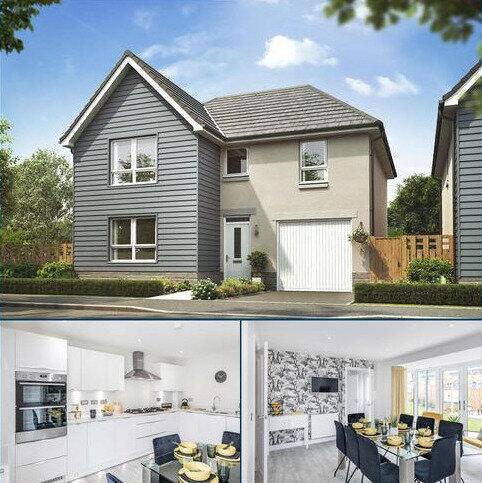 4 bedroom detached house for sale - Plot 2, FALKLAND at DWH @ Calderwood, Edinburgh Road, East Calder, LIVINGSTON EH53