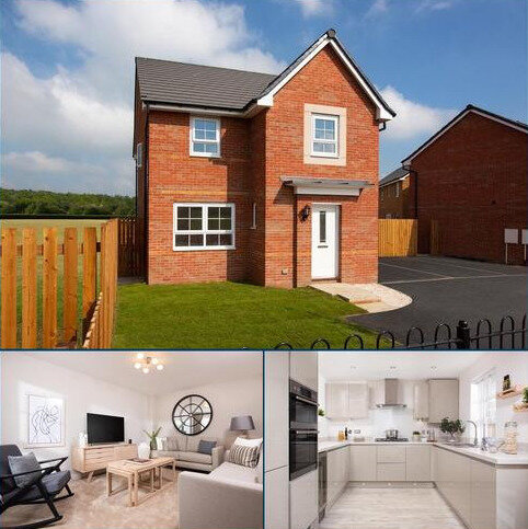 4 bedroom detached house for sale - Plot 121, Kingsley at Somerford Reach, Black Firs Lane, Somerford, CONGLETON CW12