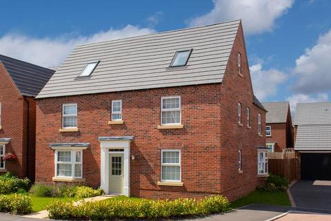 5 bedroom detached house for sale - Plot 394, Moorecroft at Wigston Meadows, Newton Lane, Wigston, WIGSTON LE18