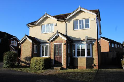 2 bedroom semi-detached house for sale - 2 Manor House Drive, Ashford