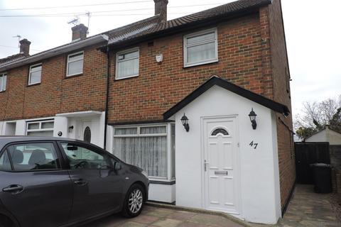 2 bedroom semi-detached house to rent - Kirby Road, Dartford, DA2 6HE