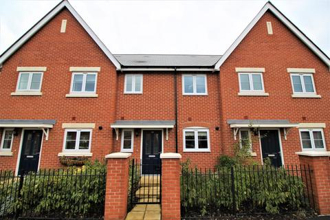 3 bedroom terraced house for sale - Wildeve Avenue, Colchester, Essex, CO4
