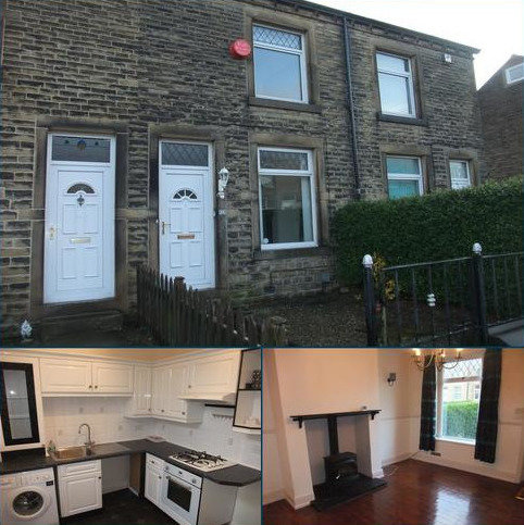 2 bedroom terraced house to rent - Cadogan Avenue, Lindley, Huddersfield HD3