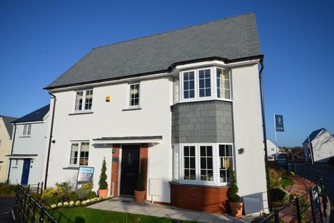 3 bedroom detached house for sale - Off Secmaton Lane, Dawlish, EX7