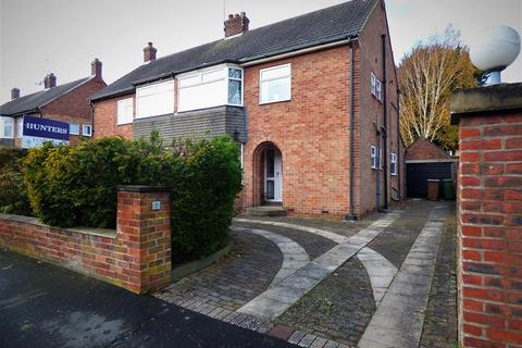 3 bedroom semi-detached house for sale - Grayburn Lane, Beverley, HU17 8JR