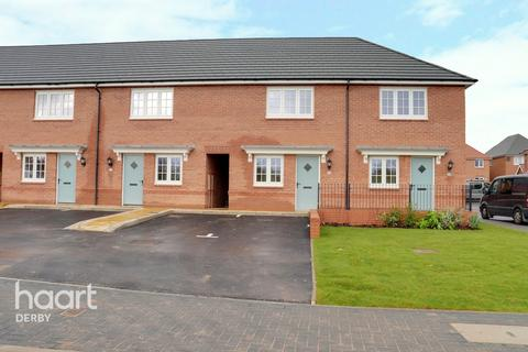 3 bedroom terraced house for sale - Tarragon Close, Mickleover