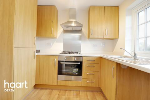2 bedroom terraced house for sale - Tarragon Close, Mickleover, Derby