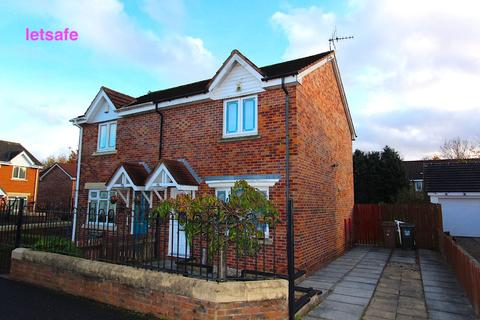 2 bedroom semi-detached house to rent - Braydon Drive, North Shields.  ** Extended **