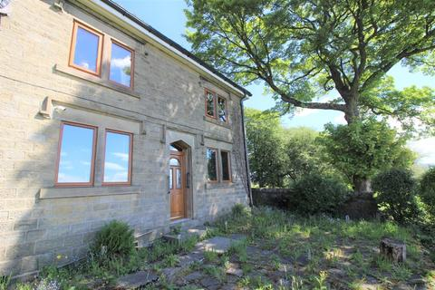 3 bedroom farm house for sale - Dewsnap Farm House, Woodland, Stables & Pasture