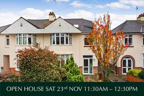 4 bedroom terraced house for sale - St Leonards, Exeter
