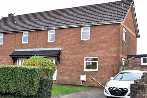 3 bedroom semi-detached house for sale - Trenos Place, Bryncae, Llanharan, CF72 9RX