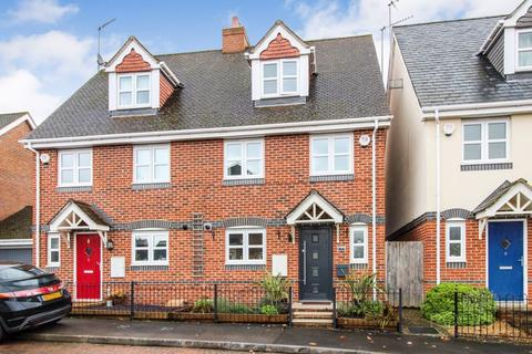 4 bedroom semi-detached house for sale - Stretcher Drive, Hermitage