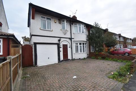 4 bedroom semi-detached house to rent - Bancroft Road, Luton