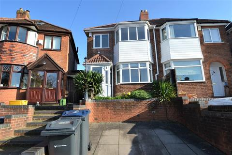 3 bedroom semi-detached house to rent - Glenwood Road, Kings Norton
