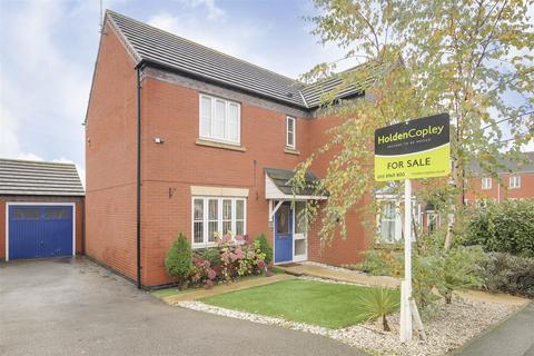 4 bedroom detached house for sale - Kelham Drive, Sherwood, Nottinghamshire, NG5 1RA