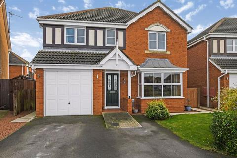 4 bedroom detached house for sale - Suggit Way, Hedon, East Yorkshire, HU12