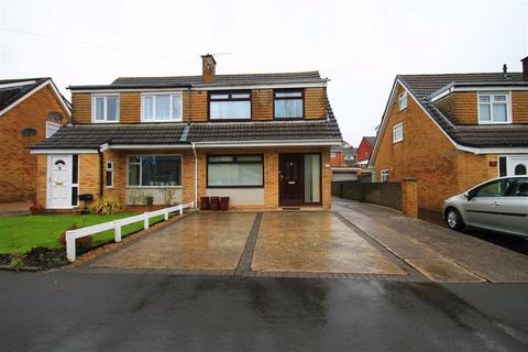 3 bedroom semi-detached house for sale - Lon - Y - Gors, Caerphilly